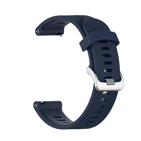 Nuevo! Correa de reloj para Garmin Forerunner 245/245M ...
