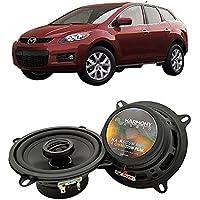 Fits Mazda CX-7 2007-2012 Front Door Factory Replacement Speaker Harmony HA-R5 Speakers
