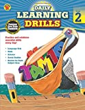 Daily Learning Drills, Grade 2, , 1483800857