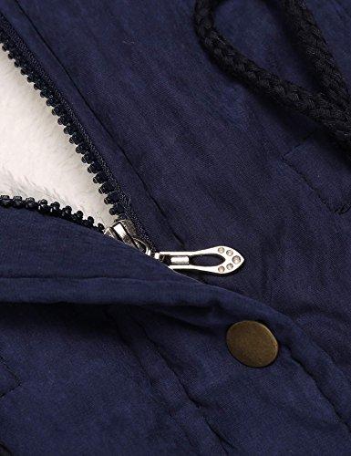 blu Giacca Navy Keland Donna Parka vPqpw1