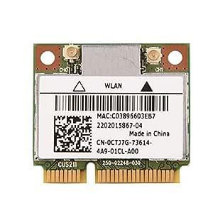 Tarjeta WiFi, Mini portátil Profesional de 2.4G + 5G de ...