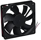 Professional Grade Products AD1212HB-A71GL DC-FAN, Ball Bearing, Lead Wire, 12V, 85.2 CFM, 120 mm x 120 mm x 25 mm