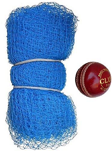 NETCO POWER 20Feet X 10Feet Nylon Cricket Practice Net with 1 Leather Ball 2 Part Side Price & Reviews