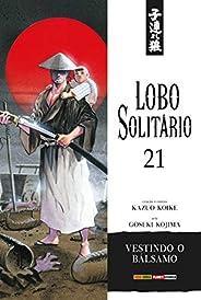 Lobo Solitário Vol. 21