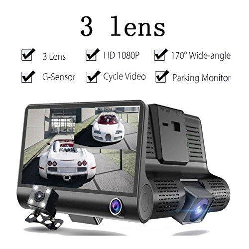 Dash Grand 2 Cam Full De Écran Cm Avec Lcd Hangang Hd Voiture 10 5jLAS3Rc4q