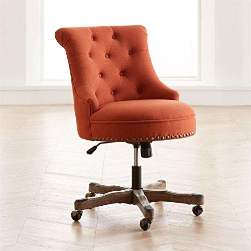 Brylanehome Sabina Office Chair (Terracotta,0)
