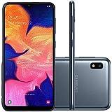 Smartphone Samsung Galaxy A10, 32Gb, Tela 6.2'', Preto Sm-A105Mzkszto
