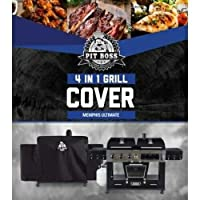 Pit Boss Memphis Ultimate 4-in-1 Grill Cover from famous Pit Boss