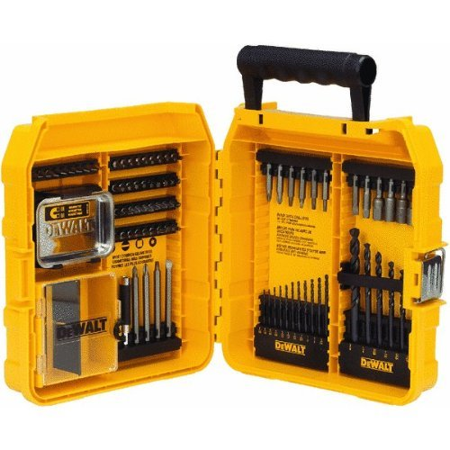 DEWALT DW2587 80-Piece Professional Drilling/Driving Set - Screwdriving Drill Driver