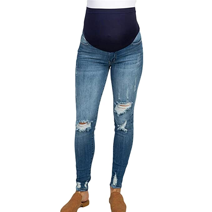 NEW LOOK Under Bump Maternity Jeggings Stretchy Slim Fit Pregnancy Jeans