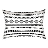 iPrint Cotton Linen Throw Pillow Cushion