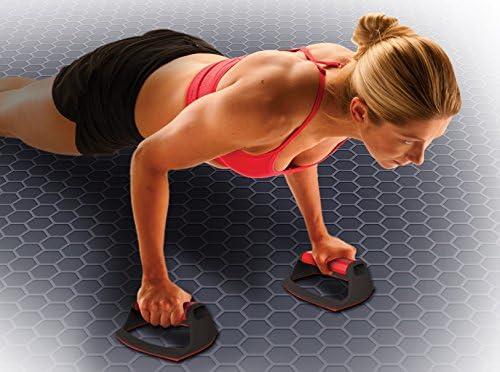 Acreny Push Up Bars Push Up Supporti Bar Schiuma Imbottita per Attrezzatura Fitness
