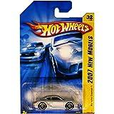 Hot Wheels 2007-032 New Models Porsche Cayman S SILVER 1:64 Scale