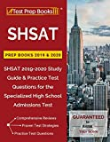 SHSAT Prep Books 2019 & 2020: SHSAT 2019-2020 Study Guide & Practice Test