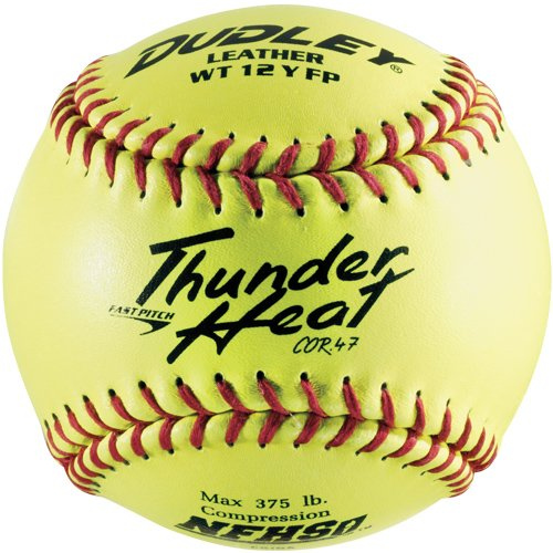 Dudley WT12Y-FP 12 Inch FastPitch Softball by Sport Supply Group