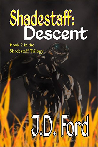 #freebooks – Shadestaff: Descent, the 2nd book in the Shadestaff Trilogy, free until friday.