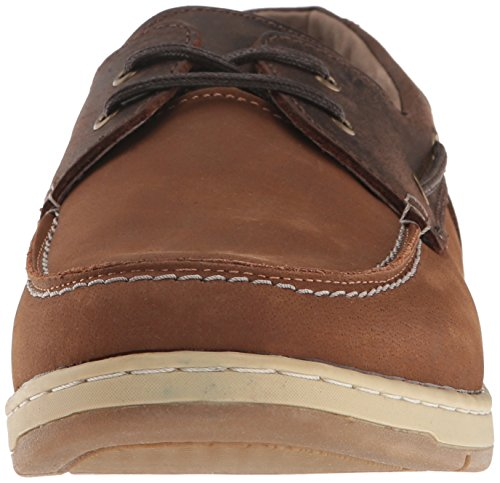 Nunn Bush Mens Schooner Oxford Cammello / Marrone