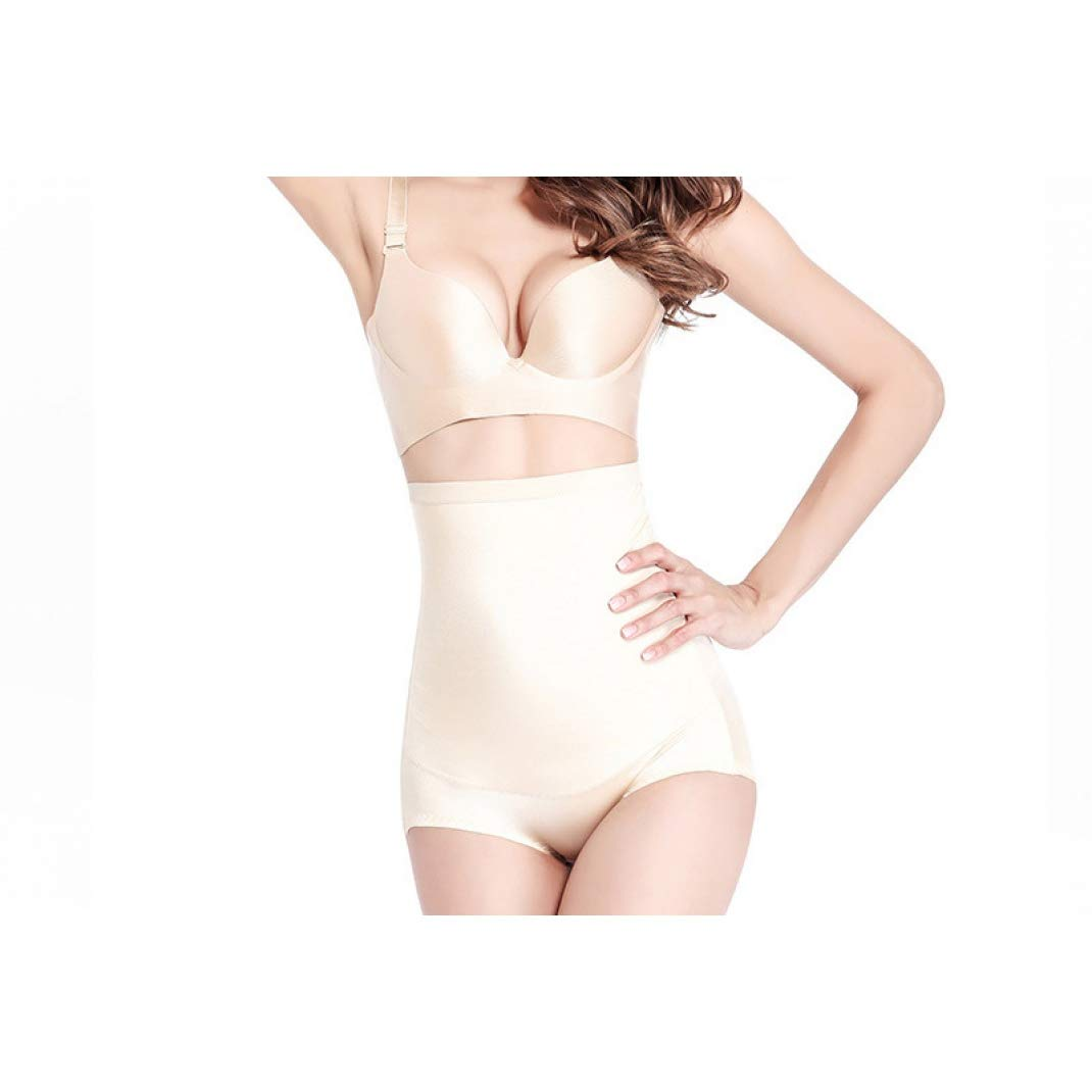 XOKIMI Womens Tummy Control Underwear High Waist Butt Lifter Shapewear Slimming Brief Control Panty