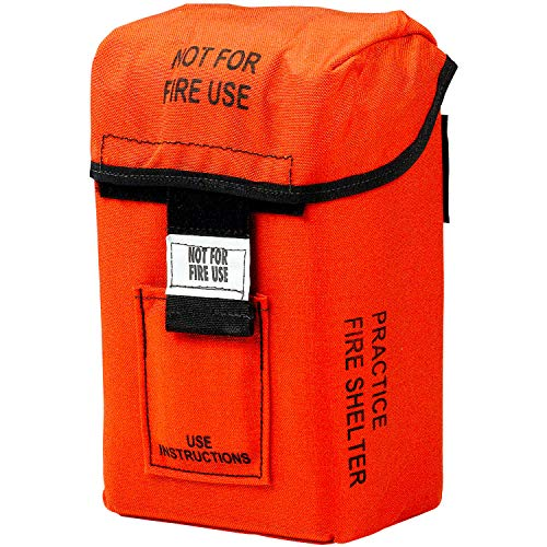 New Generation Forest Fire Practice Fire Shelter, Regular