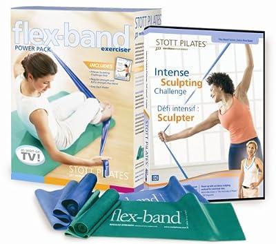 Stott Pilates Flex-Band Kit by Stott Pilates