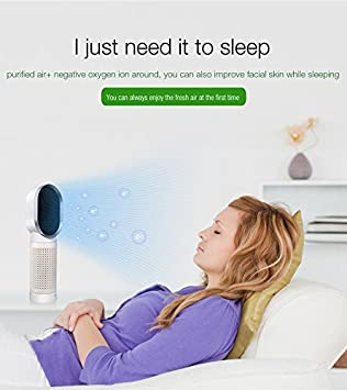 Stoga - Filtro purificador de aire, sistema desinfectante antiolor con función spa.: Amazon.es: Hogar