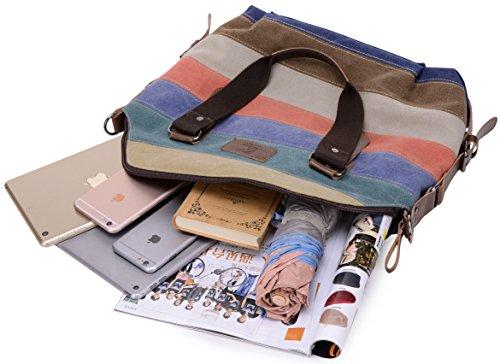 Borsa tela a spalla Hobos Multi multicolore Color B Multicolore da donna freemaster in fYqOdUOg