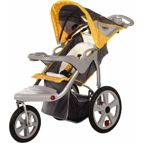 InStep Grand Safari Swivel Wheel Jogger Single