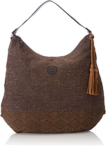 Timberland Women's TB0M5769 Shoulder Bag Brown Brown (Chocolate Brown -