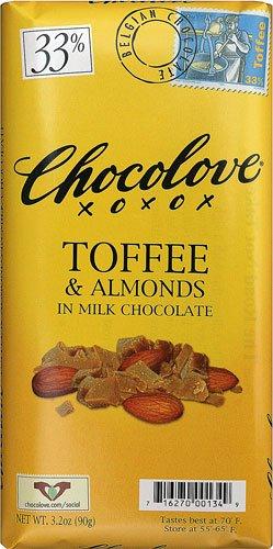 Bar Almond Toffee - 8