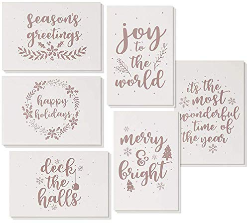 36 Pack Merry Christmas Holiday Greeting product image