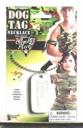 Dog Tags Costume Accessory ()
