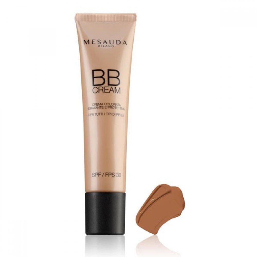 Mesauda BB Cream Crema Colorata Idratante E Protettiva Colore 403 Tan