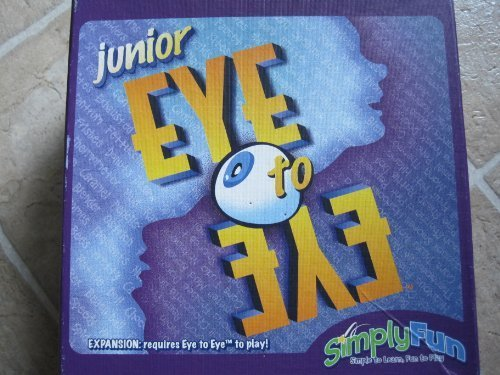 Junior Eye to Eye  game by Simply Fun