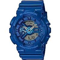 e76e8085cf9 Relógio Casio G-shock Ga-110bc-2adr com Dual Time + Hora Mundial