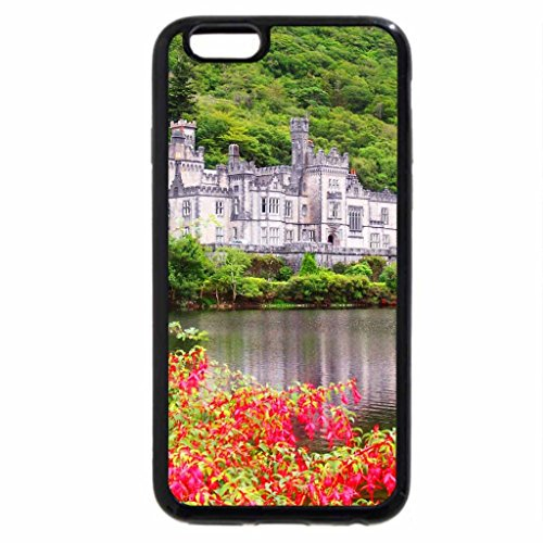 iPhone 6S / iPhone 6 Case (Black) Kylemore abbey