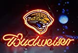 Desung Brand New 14''x10'' B udweiser Beer Sports Team JJ Neon Sign (Various sizes) Bar Pub Man Cave Business Glass Neon Lamp Light DF25