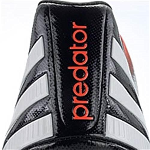 Adidas Predator LZ XTRX SG Fussballschuhe infrared-running white-black - 40