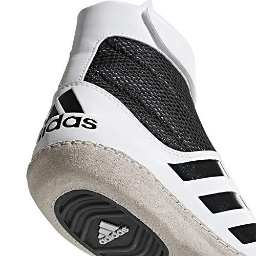 b949980946d0 Adidas Wrestling Scarpe Speed Ss19 White 5 Combat Tvwr0T