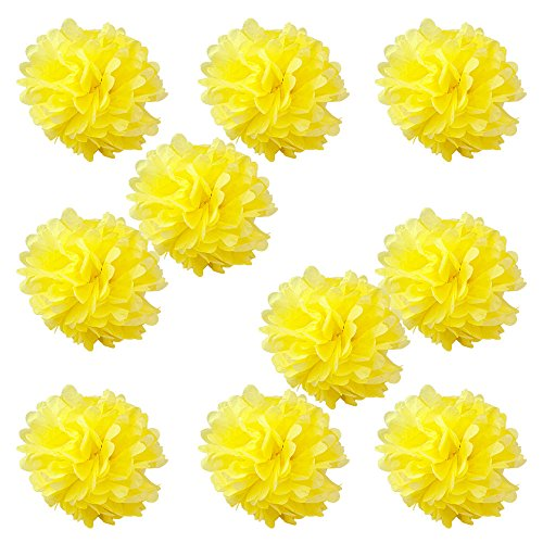 WYZworks Set of 10 - YELLOW 8