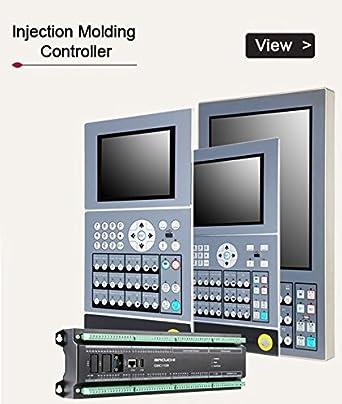 Injection Molding Machine Controller 15 inch HMI, Standard