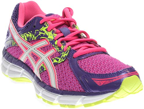 ASICS Gel-Excite 3 Womens Running Shoe Hot Pink/White/Flash Yellow (Asics Running Shoes Gel Flash)