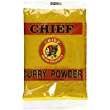 Chief Curry Powder - 3oz - 3 PACK by Chief Brand Products [Foods]