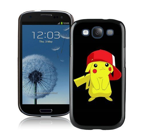 Contact Costumes Color Lens (Generic Pokemon Popular Cute Pikachu Phone Case for Samsung Galaxy S3)