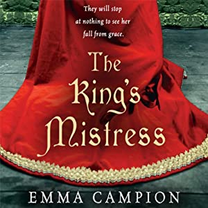 The King's Mistress Audiobook