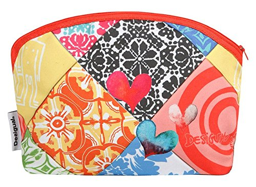 Desigual , Beauty Case Multicolore multicolore