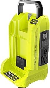 RYOBI RYi300BG 300-Watt Powered Inverter for 40-Volt Battery