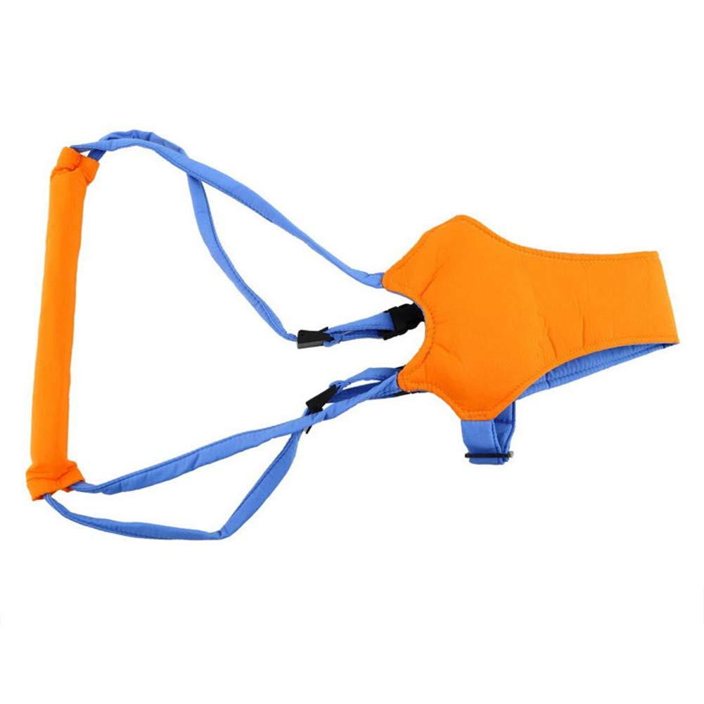 para aprender a caminar tipo cesta tirantes ajustables arn/és de seguridad para beb/é Andador para beb/é con cintur/ón