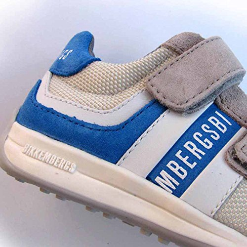 Bikkembergs Schuhe Soccer grey Azure Größe 21