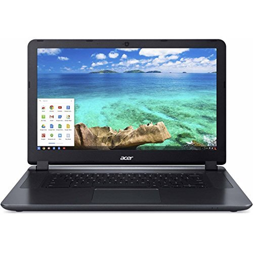 Acer-Chromebook-156-inch-Laptop-Intel-Dual-Core-Processor-up-to-241GHz-2GB-RAM-16GB-SSD-80211ac-WiFi-Bluetooth-USB-30-HDMI-Black-Certified-Refurbished