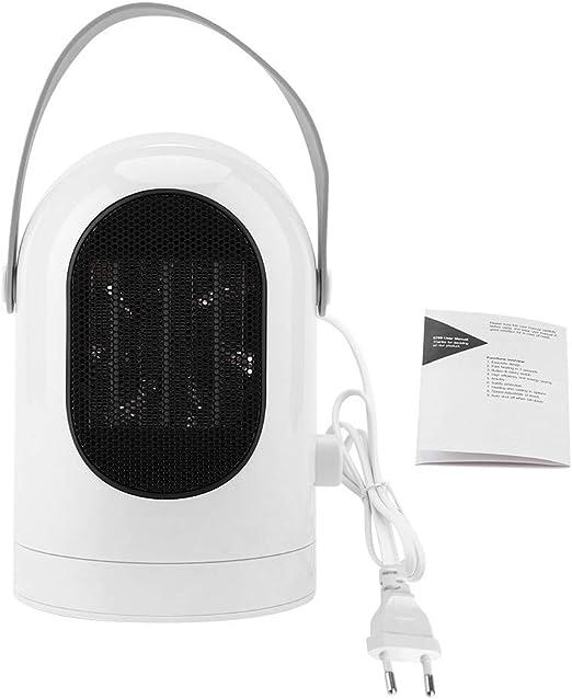 Zerone Mini Calefactor Eléctrico, Máquina portátil de Aire ...
